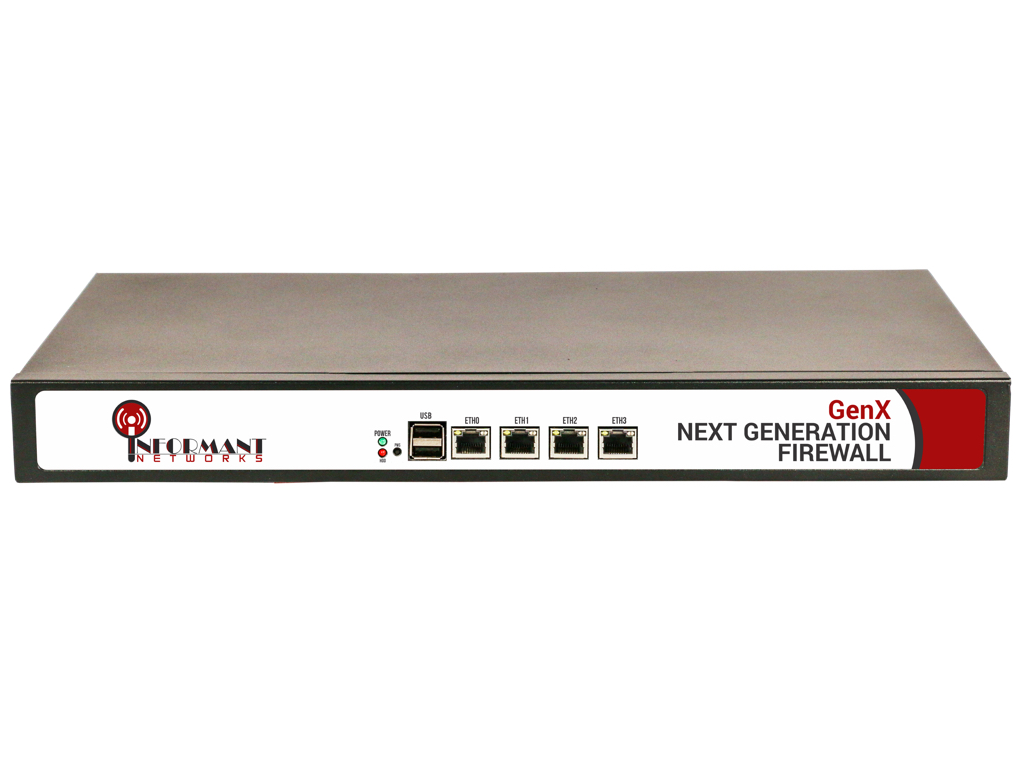 GenX Next Generation Firewall Image